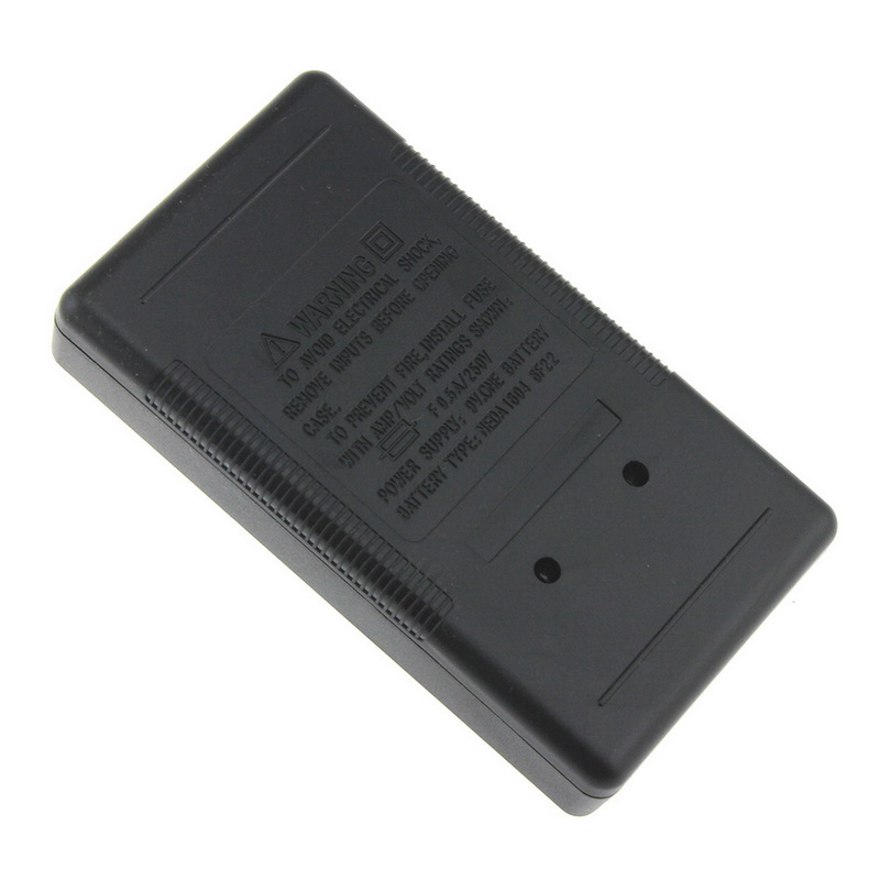 Image 5 - Junejour DT830B AC/DC Digital Multimeter LCD 750/1000V Handheld Digital Multimeter Tester Voltmeter Ammeter Auto Ranging Meters-in Multimeters from Tools