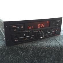 Автомобиль аудио плеер MP3 стерео с USB для peugeot 207 206 301 307 308 Citroen C2 Elysee ZX C4 VW Jetta Бора удалены из нового автомобиля