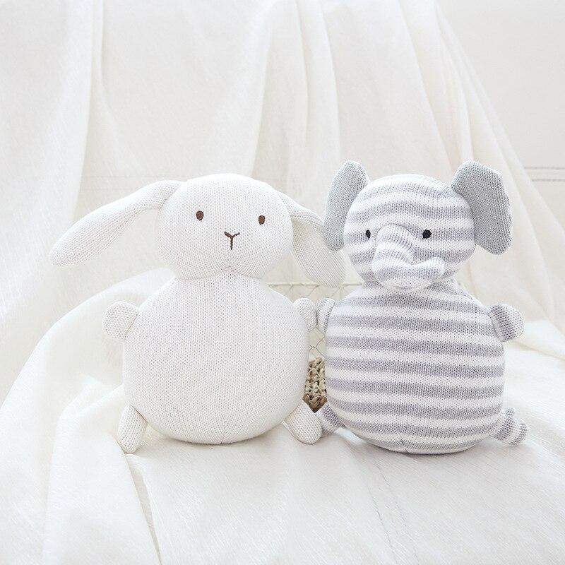 2018 nuevo patrón originalidad juguetes pelusa tejer lana muñeca ...