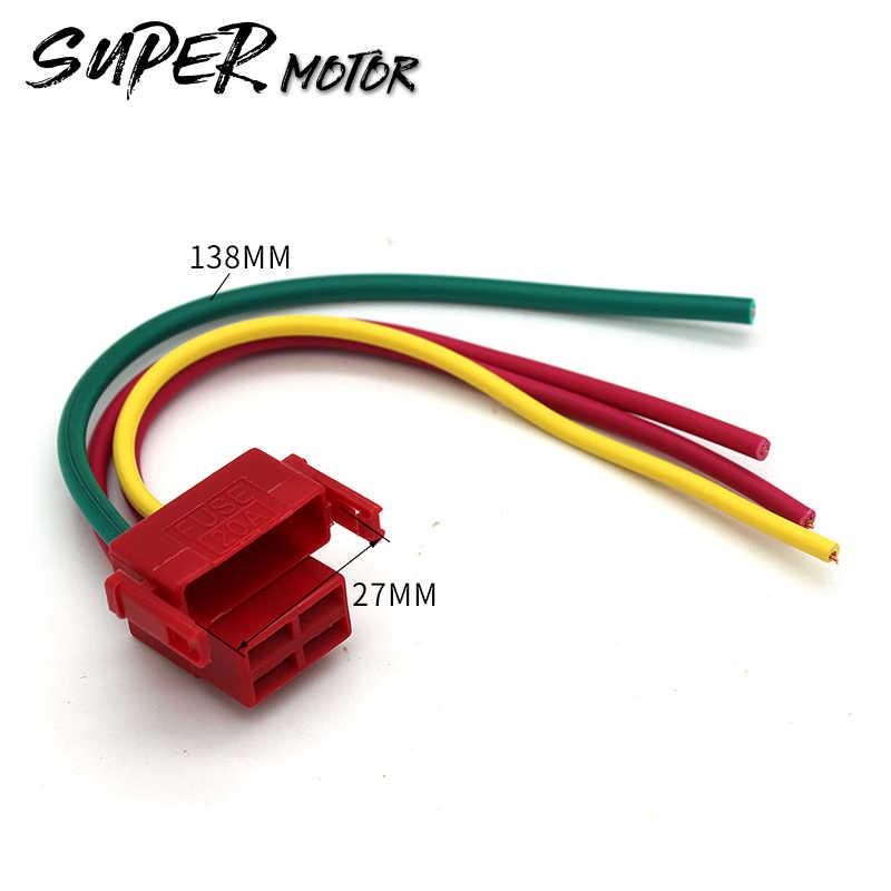Starter ממסר סולנואיד P עבור הונדה CB400 CBR250RR CBR250 CBR MC19 NC19 VTEC NC22 MC22 NC29 MC29 אופנוע