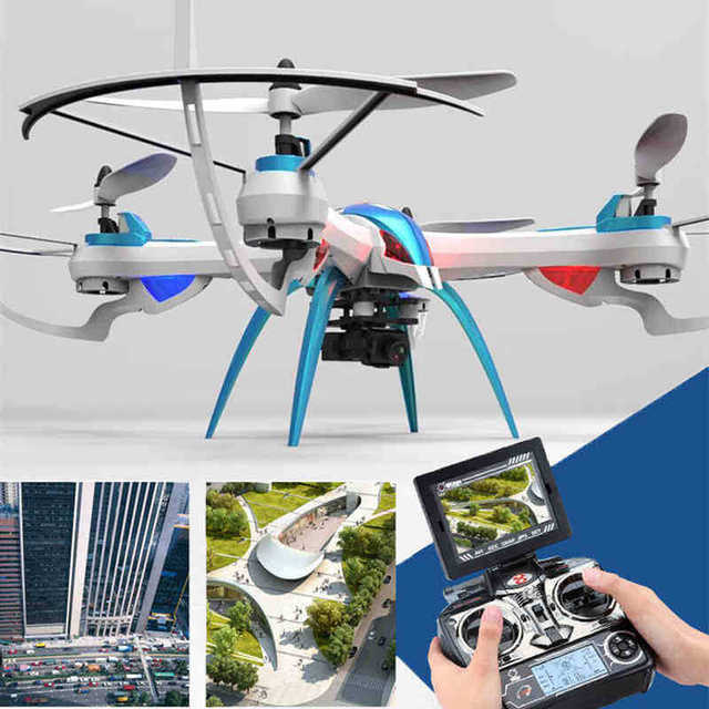 YIZHAN Tarantula X6 WIFI FPV 5.8GHz Real Time 5MP HD Camera RTF Drone 4CH Quadcopter RC Helicopter  Free Shipping