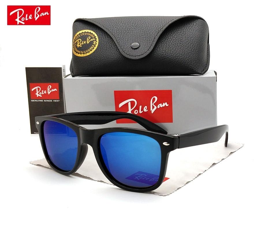 2018 Clássico Unissex Óculos Polarizados Espelho Quadrado Óculos de Sol Das  Mulheres Dos Homens Do Vintage Ao Ar Livre UV400 Unidade Óculos de Raios  2140 ba1ca065a8
