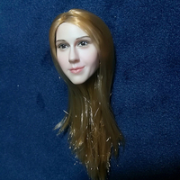 2018 Latest Style 1 6 Scale Emma Watson Head For 12 Female Bodies