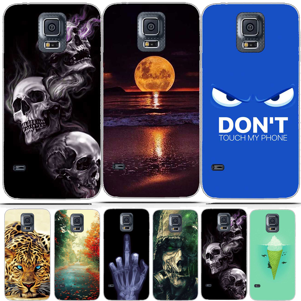 <font><b>Case</b></font> For <font><b>Samsung</b></font> <font><b>Galaxy</b></font> <font><b>S5</b></font> i9600 <font><b>Case</b></font> Cover Silicon Cover For Funda <font><b>Samsung</b></font> <font><b>Galaxy</b></font> <font><b>S5</b></font> <font><b>Case</b></font> Cover for <font><b>Samsung</b></font> <font><b>Galaxy</b></font> <font><b>S5</b></font> <font><b>G900F</b></font> bag image
