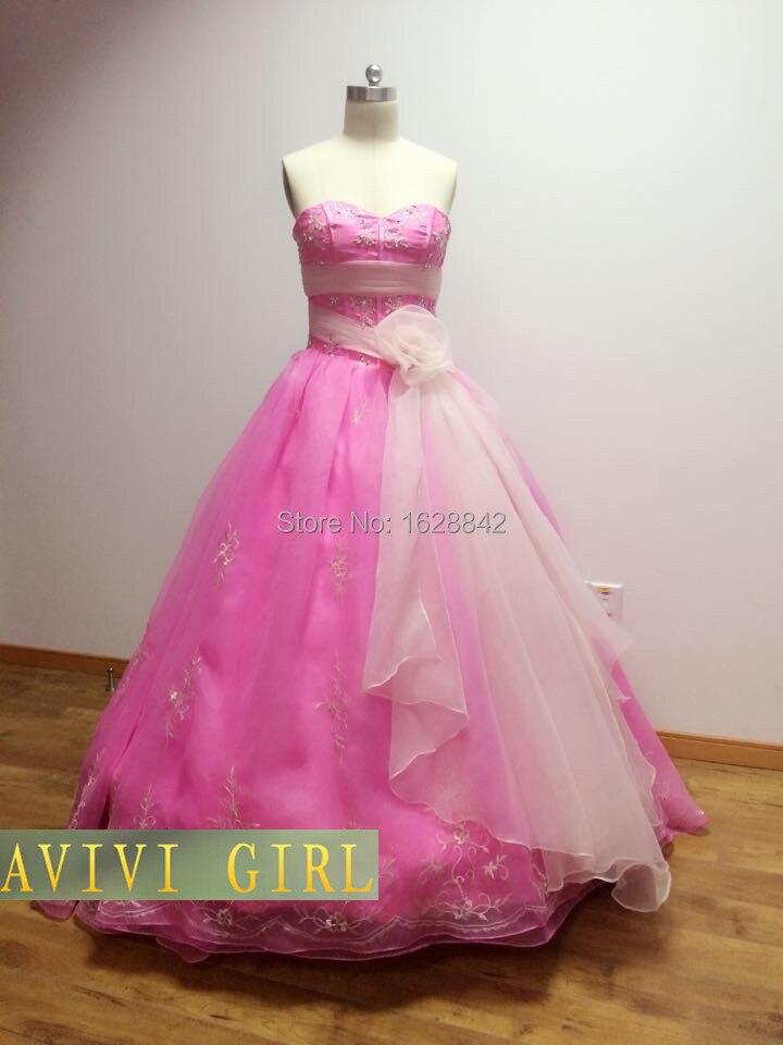 Vestidos de 15 anos pink vestidos de quinceañera vestidos de ...