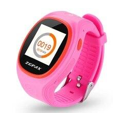 GPS Smart Baby Kinder Kid Armbanduhr GSM SOS Anruf Locator Tracker Anti-verlorene Smartwatch Kind Schutz Für iOS Android