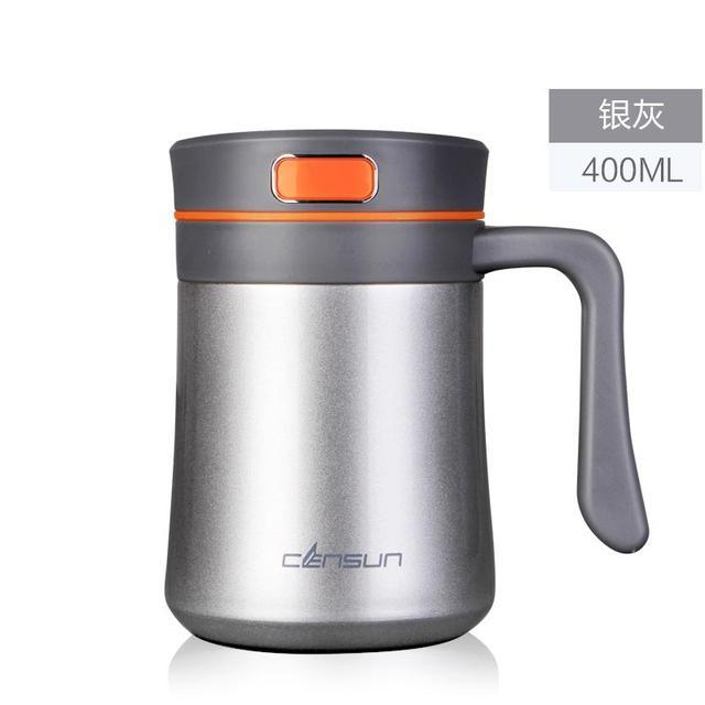 Coffee Thermos Thermo Tea Mug Cup Stainless Steel Thermo Tea Coffee Mugs Teapot Vacuum Flask Cups Coffee Mugs Water Cups