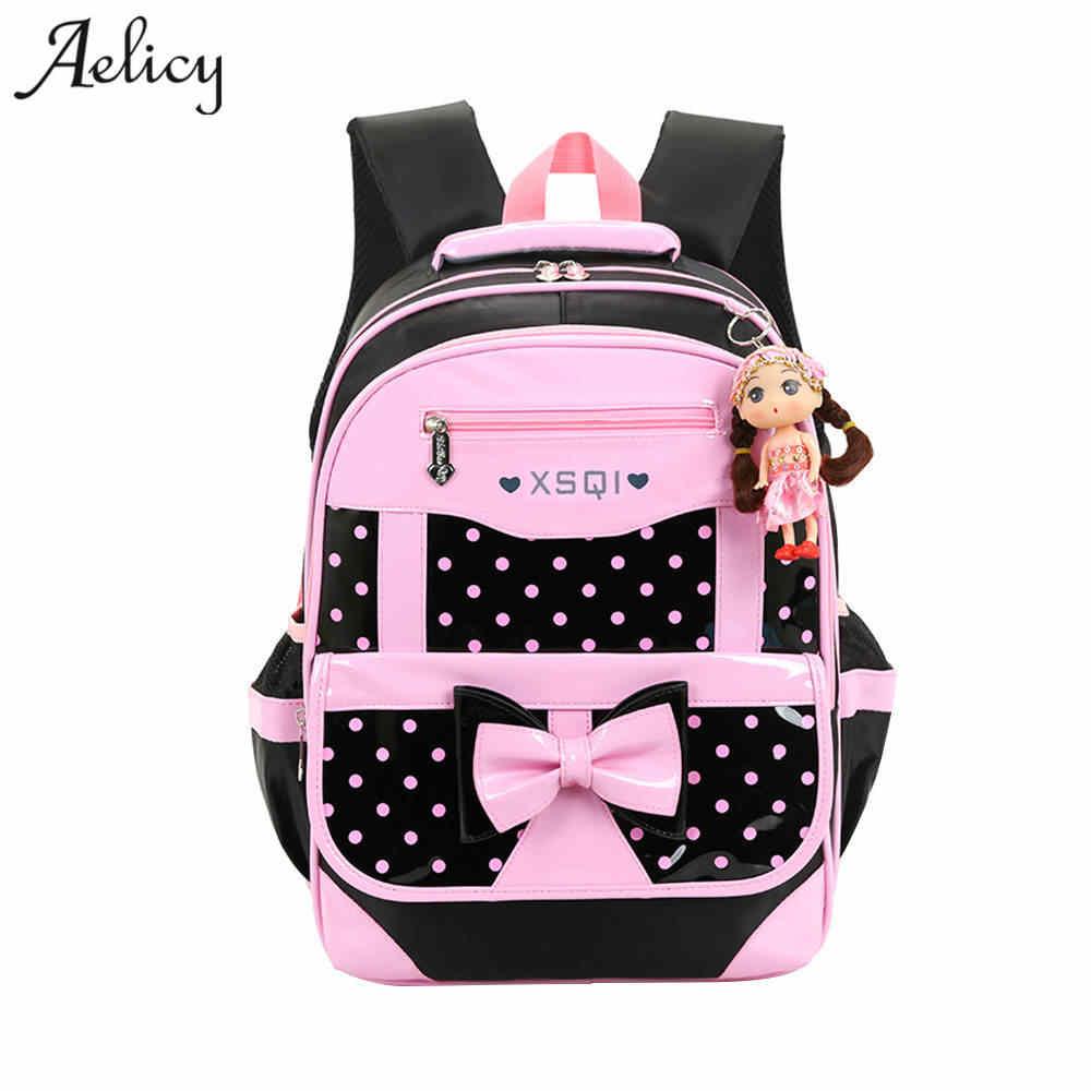 a2cd824e8967 Aelicy Высокое качество Мультфильм Детский Школьный рюкзак детские школьные  сумки для детского сада Девочки Мальчики детские