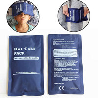 Health Care Reusable Hot Cold Gel Ice Non Toxic Pack Muscle Back Pain Relief