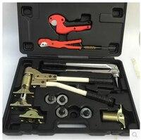 Труба зажимной инструмент фитинг инструмент PEX 1632 диапазон 16 мм 32 мм используется для REHAU фитинги хорошо полученные Rehau сантехника инструмен