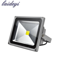 30W COB LED Flood Light LED Reflector AC85 265V 2100lms LED Floodlight 30W IP65 Waterproof LED Spotlight Free Shipping