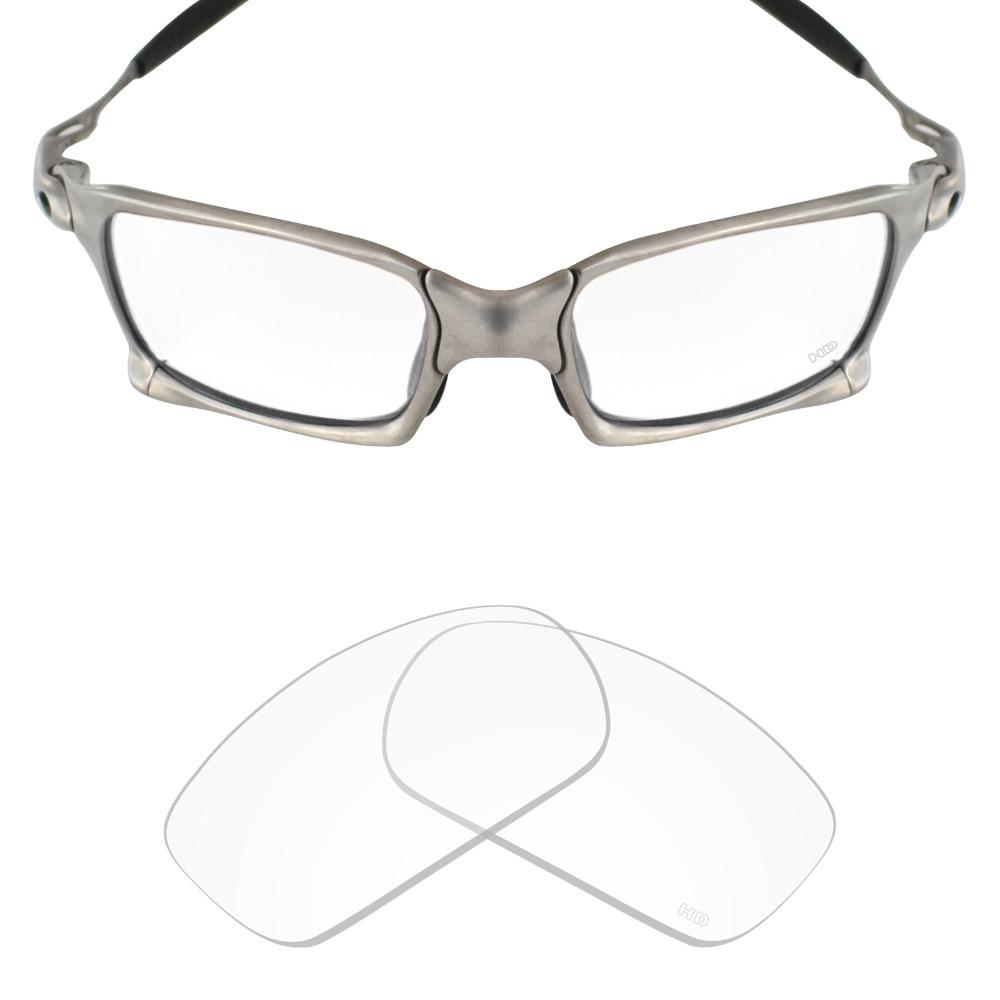 Mryok + resistir mar reemplazo Objetivos para Oakley X SQUARED Gafas ...