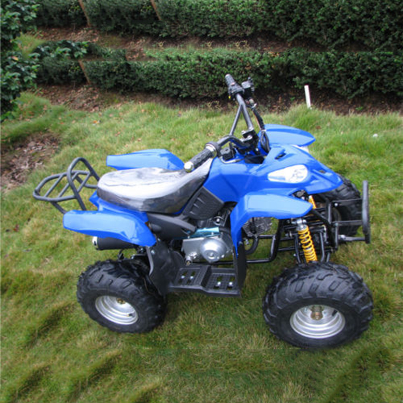 Almofada preta 534*267mm moto motocicleta 1 pcs atv quad seat mini venda