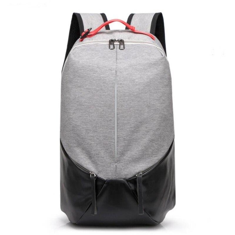 Men Anti Theft Nylon Backpack School Bag Business Laptop Waterproof Backpacks Male Mochila Travel