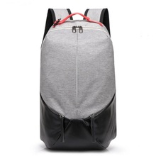 Men Anti Theft Nylon Backpack School Bag Men Business Laptop Waterproof Backpacks Male Mochila Travel Backpack gray men s backpack with usb interface black laptop backpack zipper classic male blue travel school bag anti theft backpacks