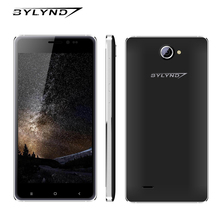 Original BYLYND M7 mobile phone 5.0″ HD 1280*720 quad core 1.3GHz 1G ram 8G rom 8mp android unlocked smartphone GPS 3G WCDMA