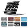 Pro сетчатки 13 15 дюймов уникальный племенной ethinc трудный печать чехол ноутбук рукав , пригодный для Apple Macbook Air 11 12 13