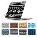 Pro Retina 13 15 inch Unique Tribal ethinc Pattern Hard Cover Print Case Laptop Sleeve Fit for Apple Macbook Air 11 12 13