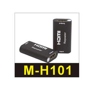 Image 2 - The HDMI repeater reproduces the audio and video signals of the recombined signal source