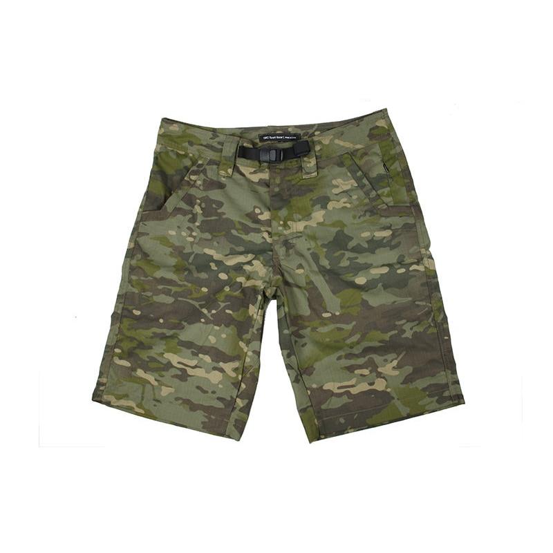 2017 374B Camo pantalon Multicam tropique Rip-Stop Shorts Police patrouille court été tactique court pantalon MTP Shorts