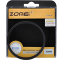ZOMEI Branded 62mm Star 6 Points 6PT Filter Star-Effect Cross Starburst Twinkle Lens for Canon Nikon D3200 D5100 Free Shipping