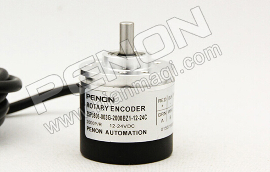ФОТО New ZSP3806-003G-2000BZ1-12-24C outer diameter of the rotary encoder 38mm2000 line