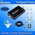 Repetidor De Sinal Celular Repetidor 850 MHz Yagi Antena Celular Amplificador de Sinal de Telefone Celular Impulsionador GSM 850 UMTS NOVO MODELO F17