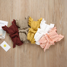 gxmjxdgmlndcp Newborn Baby Girl bow Cotton Flutter