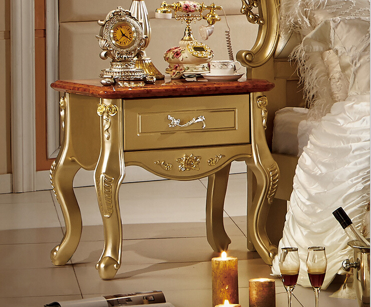 Aliexpress.com : Buy Golden Antique Bedroom Furniture Comfortable Bed From  Reliable Antiques Bedroom Furniture Suppliers On Shenzhen Saudi China Trade  ...