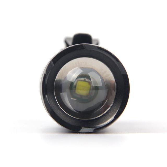 Mini penlight 2000LM Waterproof LED Flashlight Torch 3 Modes zoomable Adjustable Focus Lantern Portable Light use AA 14500