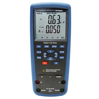 The LCR tester multimeter tester digital electrical Inductance capacitance resistance test table