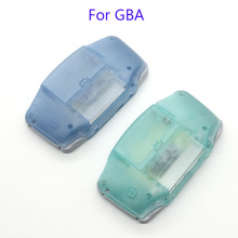 Housing Shell Case Cover+Screen Lens Protector +Stick Label for Gameboy Advance GBA Console