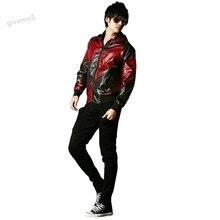 Мода Корейский стиль мужские брюки Случайные Хлопка гарем Штаны Узкие брюки F 50