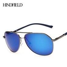 HINDFIELD 2017 Moda gafas de Sol Polarizadas de Los Hombres Diseñador de la Marca Sport Driving Gafas de Sol Para Los Hombres gafas de sol hombre