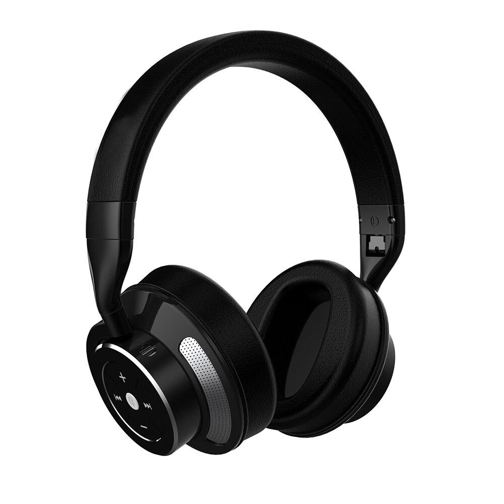 Bluetooth наушники с шумоподавлением наушники с адаптер для самолета зарядный кабель Чехол для самолета путешествия