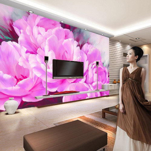 Custom photo wallpaper bedroom wallpaper living room TV background ...