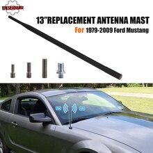 WISENGEAR For Ford Mustang Antenna FM Amplifier font b Radio b font Antenna Mast Signal Reception