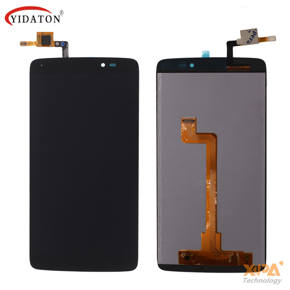 OEM 5 5 Full LCD DIsplay Touch Screen Digitizer Assembly For Alcatel One Touch Idol 3