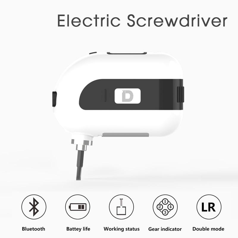 Jeu de tournevis de précision électrique intelligent APP réglage réparation Rechargeable pour téléphone caméra ordinateur tablette