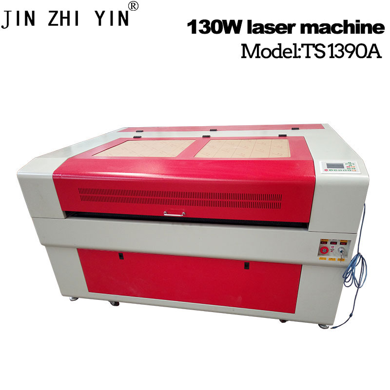 JINZHIYIN <font><b>1390</b></font> <font><b>Laser</b></font> <font><b>Engraving</b></font> <font><b>Machine</b></font> Mdf Wood Acrylic <font><b>Laser</b></font> Cutter 130W Ruida Cnc Co2 <font><b>Laser</b></font> Engraver Cutting <font><b>Machine</b></font> For Sale image