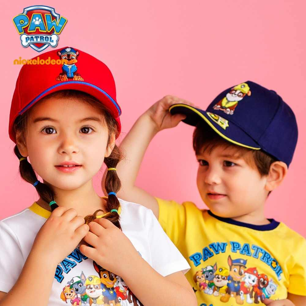 968fc5c64 2018 new Arrival Genuine PAW PATROL Hat Children's cap kids best toy  birthday Christmas gift 1pc High Quality Hot sale