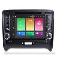 Android 9,0 Octa Core PX5 для AUDI TT MK2 8J 2016 2007 2008 2009 20102011 2012014 автомобильный мультимедийный плеер DVD плеер Радио dvd gps