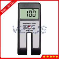 WTM1000 LCD Display Handheld Digital Window Tint Light Transmission Meter Tester