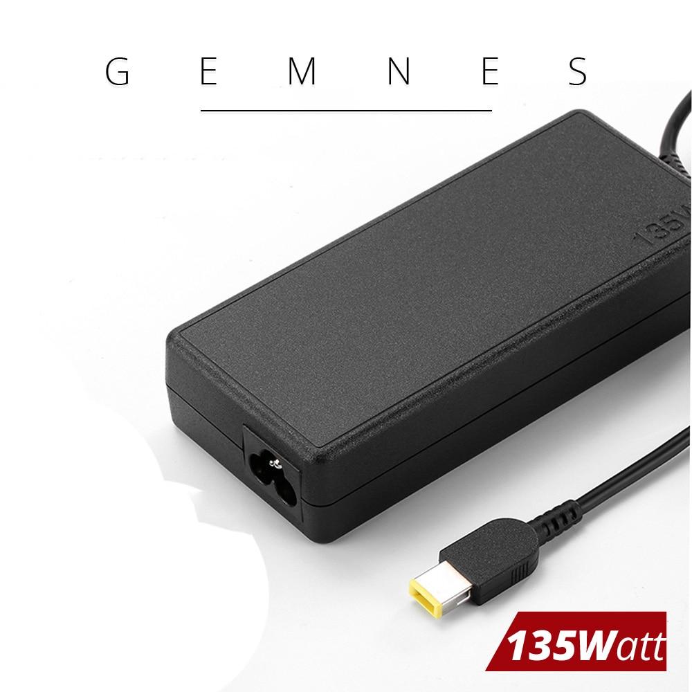 Новый оригинальный 135 Вт AC адаптер питания для lenovo Legion Y7000 R720 15 Y7000P Y520 зарядное устройство для ноутбука 20 в 6.75A