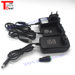 DC12V адаптер AC100-240V трансформаторы из положить DC12V 1A/2A/3A источник питания для светодиодной ленты