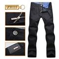 ZILLI жан мужская 2016 новый стиль элегантные коммерческая моды комфорт отлично ткань брюк бесплатная доставка