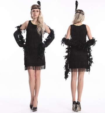 Real 20s Flapper Dresses