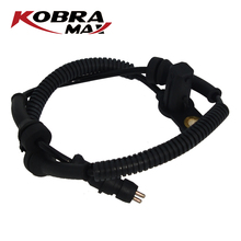KobraMax Front Left and Right ABS Wheel Speed Sensor 8200274800 for RENAULT MASTER front left right rear left right abs wheel speed sensor kit for chery indis x1 s18d beat a1 kimo face arauca s12 dr1 dr2