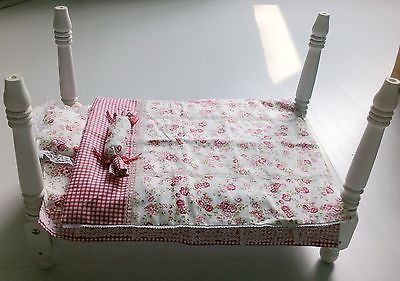 87# Village/Country Style Flower Bedding Sets For 1/4 MSD DZ AOD BJD Dollfie