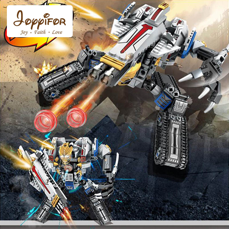 Joyyifor 2 in 1 Alloy Version Robots Big Truck Fighter Megatron Model Toys Figures Deformation Car Robot Action Children Gifts стоимость